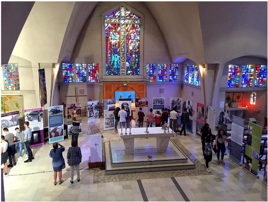 Expo Collège Saint-Jacques
