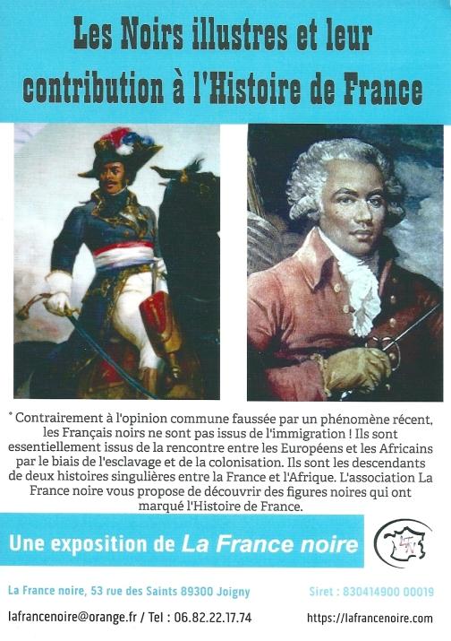Les Français noirs illustres