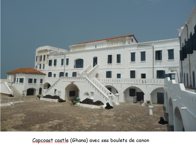 Capture Capcoast castel Ghana