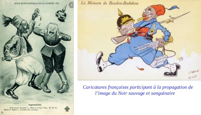Caricatures françaises OK