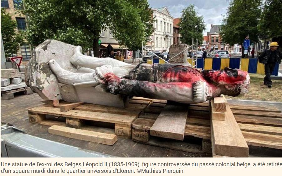 Léopold II retiré