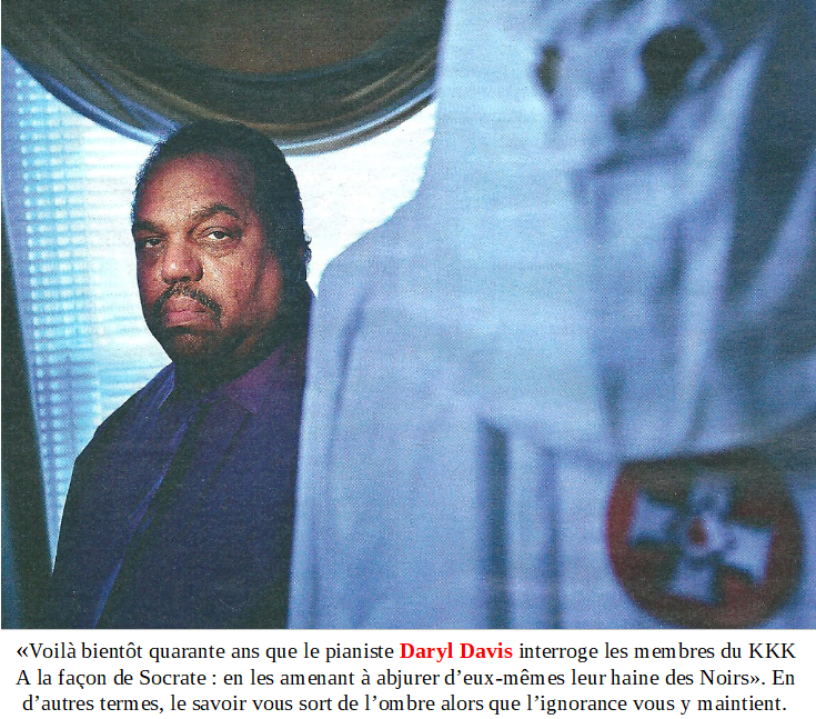 Racisme - Daryl Davis