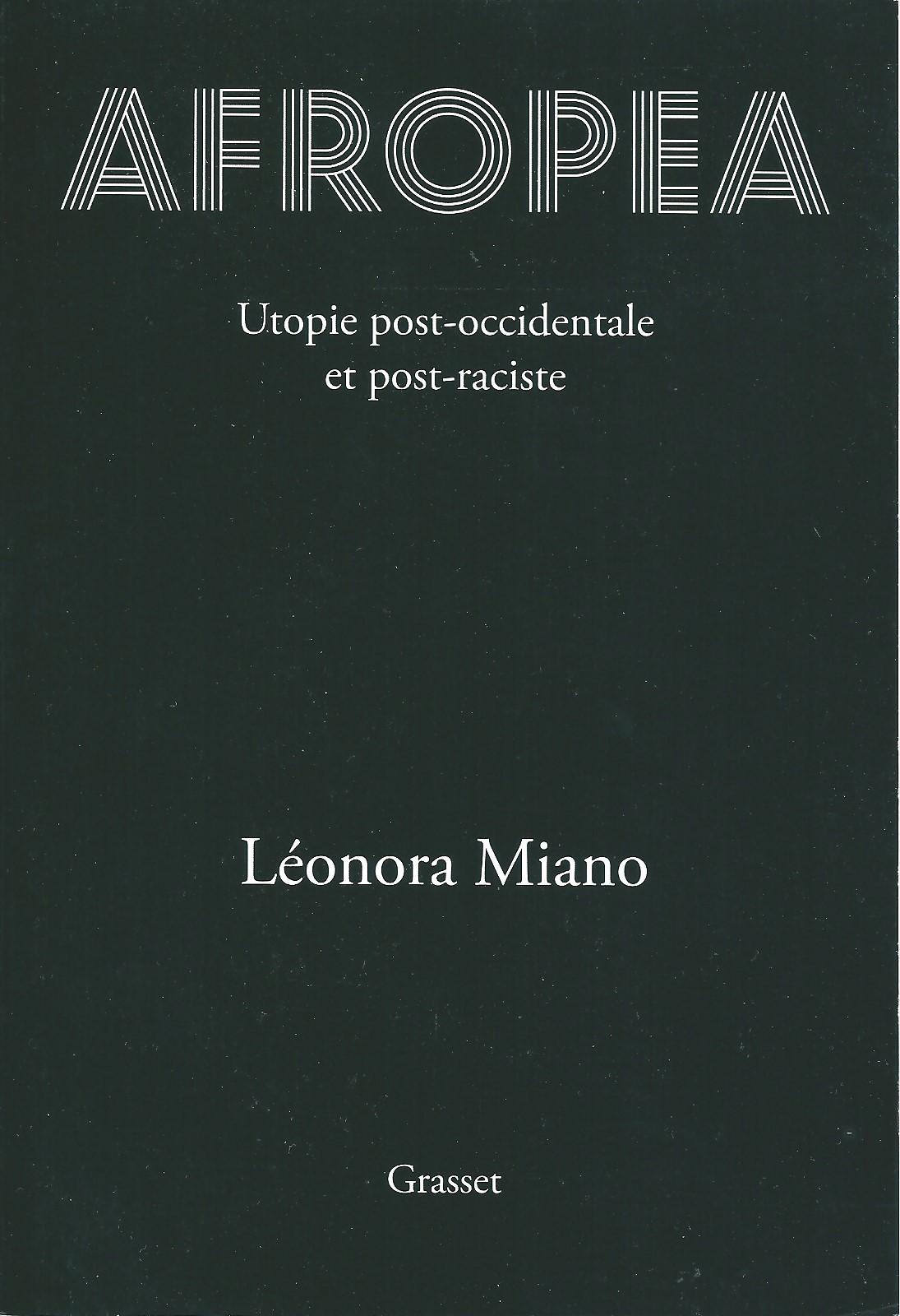 Afropéa - Léonora Miano