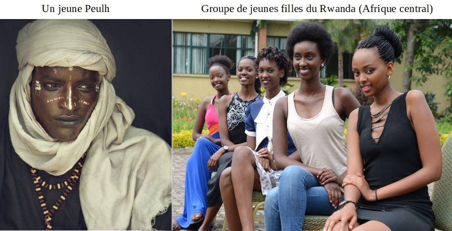 Jeunes rwandaises