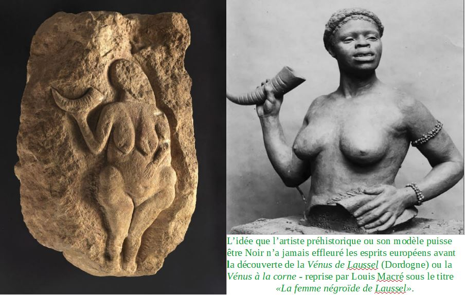 La femme négrroïde de Laussel