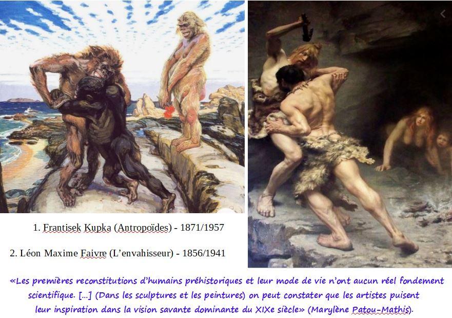 L'homme préhistorique