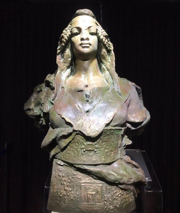 La Mariane noire de Toulouse